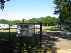Eingang vom Womopark