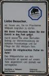 Parkplatz P3 - Wildpark Pforzheim